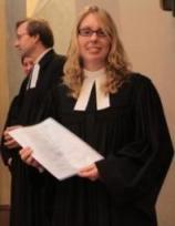 Pfarrerin Katrin Simon